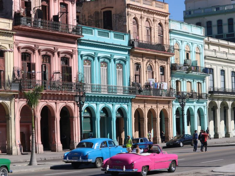 Architecture_Travel_City_Street_Tourism_Cuba